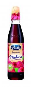syrop malinowy Paola
