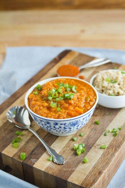 Zupa z soczewicy (pinterest.com)