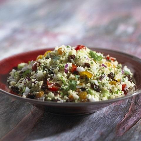 Kuskus z warzywami (źródło: pinterest)
