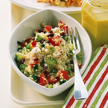 Kasza jaglana z warzywami (źródło: pinterest)