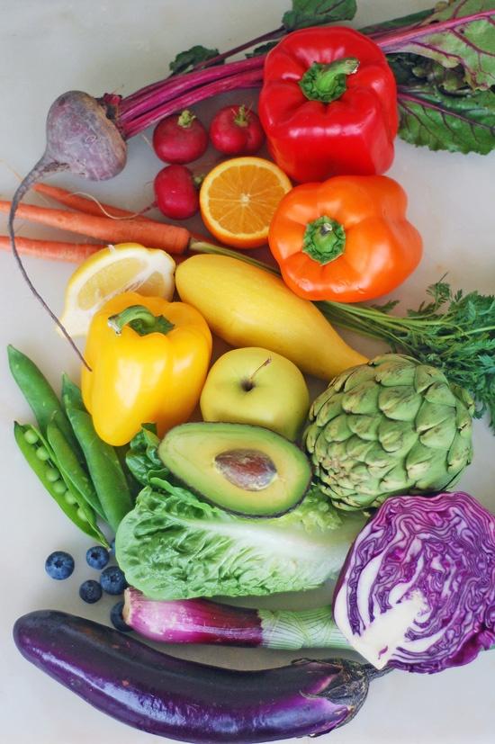 warzywa - przechowywanie