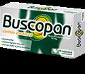 Buscopan tabletki (źródło: www.nabolbrzucha.pl)
