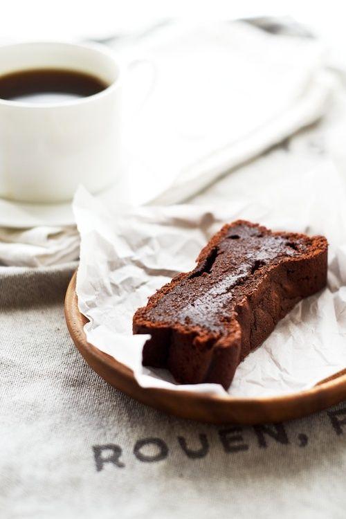 Bezglutenowe ciasto czekoladowe (pinterest)