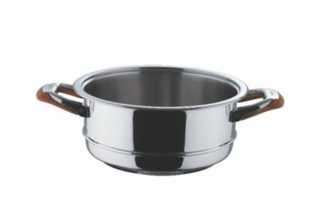 Naczynie do gotowania na parze Philipiak (źródło: philipiaknaczynia.pl)
