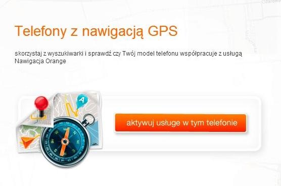 GPS na tlefony