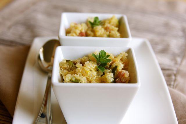 Komosa ryżowa z warzywami (pinterest)