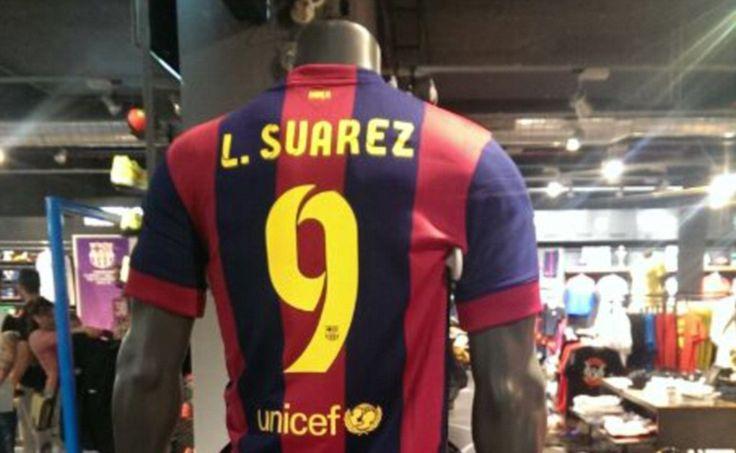 Suarez transfer
