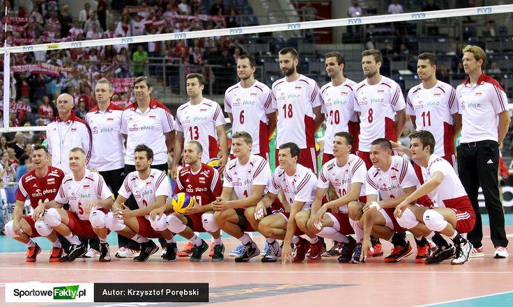 polska drużyna siatkarska