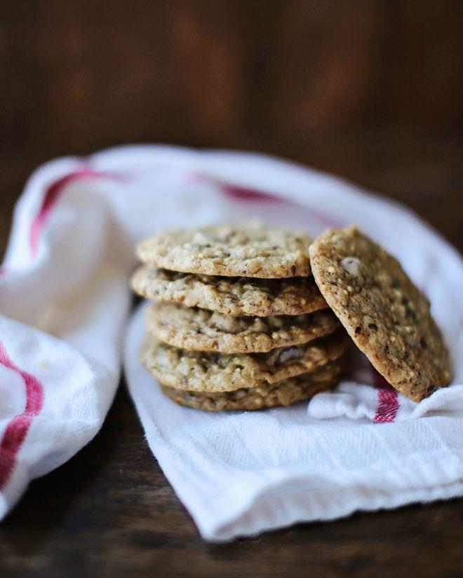 Ciasteczka jaglane (źródło: pinterest)