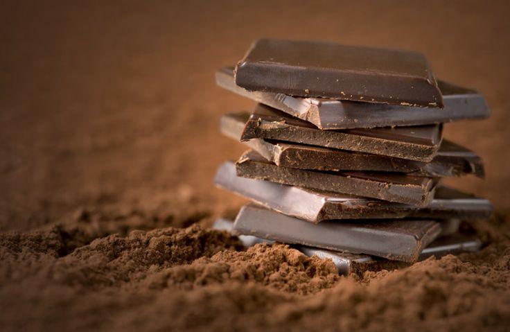 gorzka czekolada - źródło magnezu