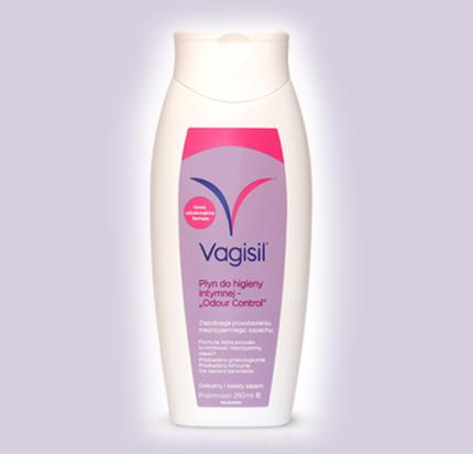 Vagisil - płyn do higieny intymnej (źródło: www.my-vagisil.pl)