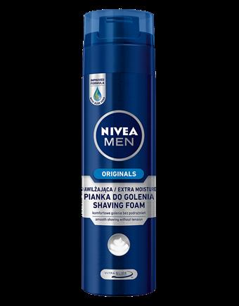 Nivea - pianka do golenia (źródło: www.nivea.pl)