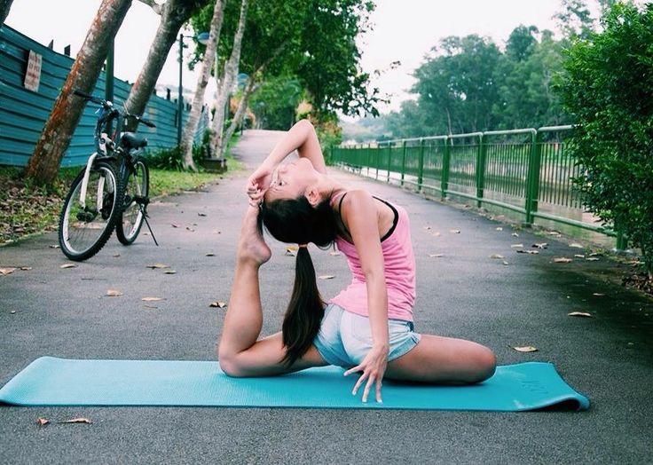 joga na ból brzucha