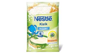 bezglutenowy kleik ryżowy dla dzieci