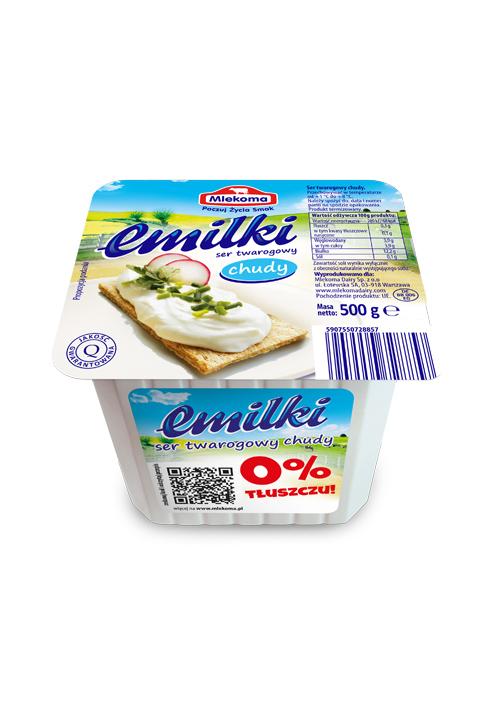 ser twarogowy chudy Emilki