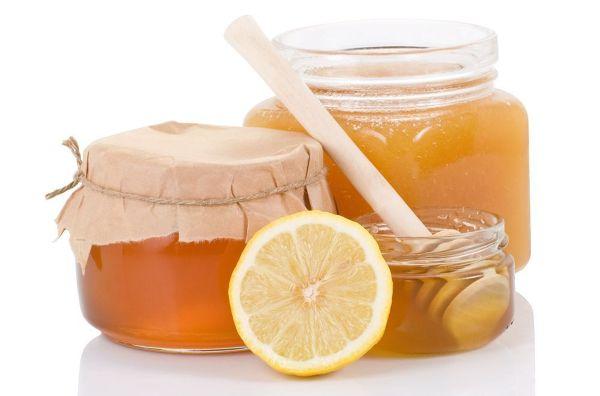 miód i cytryna to skuteczny sposób na grypę
