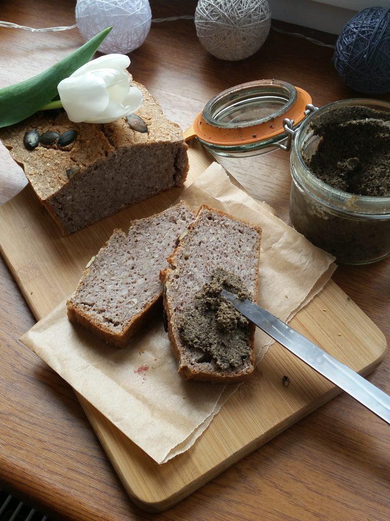 bezglutenowy chleb