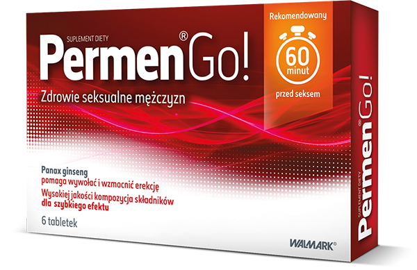 opakowanie środka na potencję dla mężczyzn permen Go