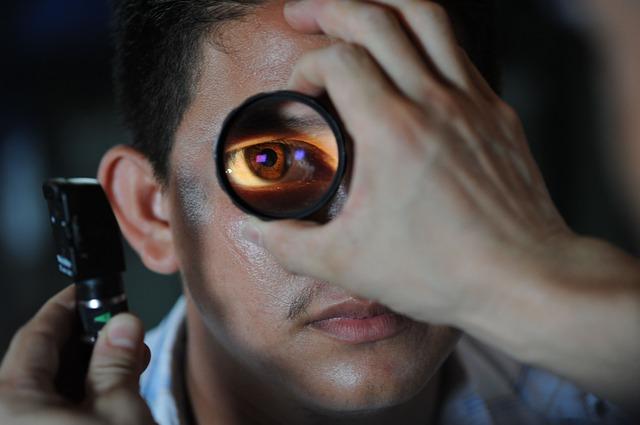 badania kontrolne wzroku