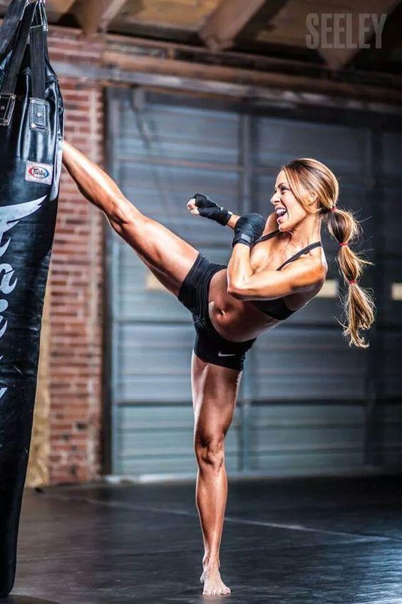 kickboxing zalety
