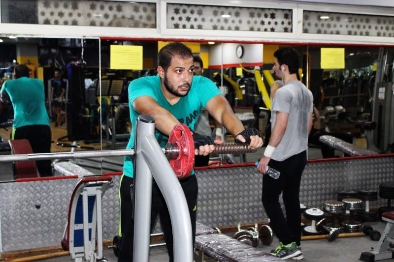 błędy na siłowni