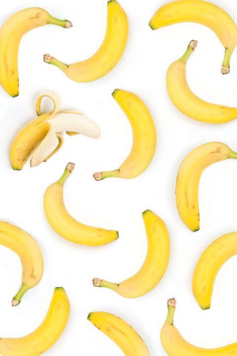 kiedy jeść banany